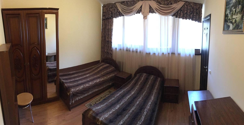 сайт гостиницы Кисловодска